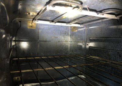 Réparation d'un vieux four à Rawdon - Réparation Francis Brunelle (réparation d'électroménagers dans Lanaudière)